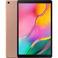 Samsung Galaxy Tab A T510N 25, 54 cm (10, 1 Zoll) Tablet-PC (1, 8 GHz Octa-Core, 3 GB RAM, 64 GB eMMC, Android 9.0) Gold