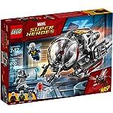 LEGO MarvelSuperHeroes Erforscher des Quantenreichs (76109) cooles Kinderspielzeug