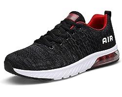 Sneaker Uomo Scarpe da Corsa su Strada Donna Running Sportive Unisex Interior Casual Scarpe Fitness Outdoor Mesh Leggero Casu