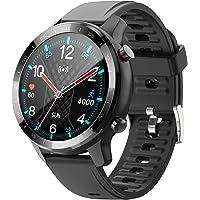 Dccioriu Smartwatch Uomo e Donna, Fitness Tracker con Cardiofrequenzimetro, Monitoraggio del Sonno, IP67 Impermeabie…