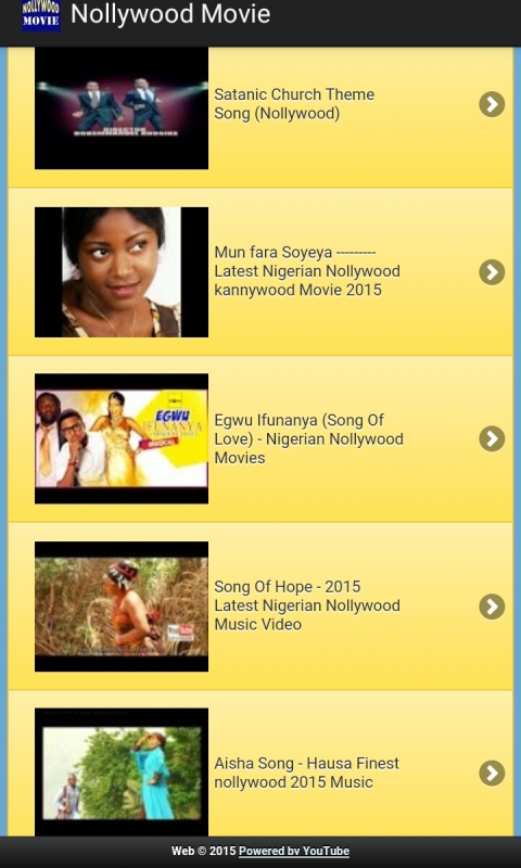 Nigerian Nollywood Movies: Amazon co uk: Appstore for Android