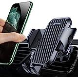 andobil Handyhalterung Auto Handyhalter fürs Auto Lüftung Upgrade mit 2 Lüftungsclips Handy Halterung pkw 360° Drehbar Handyh