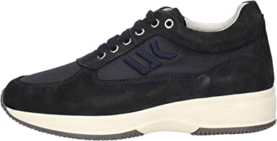 Lumberjack SM01305-010-M02 M0159 NY Blue/Wht Sneakers Uomo