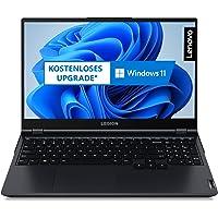 Lenovo Legion 5 Laptop 39,6 cm (15,6 Zoll, 1920x1080, FHD, WideView, 300nits, 165Hz, entspiegelt) Gaming Notebook (AMD…