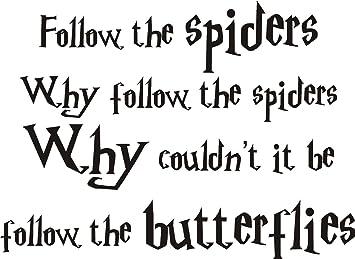 Harry Potter Ron Weasley Spinnen Film Kinder wall art Aufkleber ...