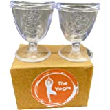 The Yogis Eye Wash Cup - Pack Of 2 (Transparent)