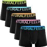 Boxer Shorts Cotton Mens Boxers Trunks Mens Underwear Men Multi Pack S M L XL XXL…