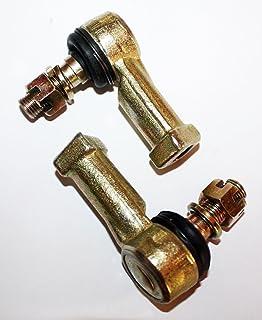 14mm Regulierung Spurstangenkopf//Tie Rod End f/¨/¹r Go Karts Quad Buggy ATV GOOFIT 12mm