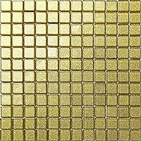 mosaico (Cristal en oro mt0080