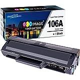 GPC Image 106A Cartuchos de tóner Compatible para HP 106A W1106A para HP Laser 107a 107r 107w MFP 135a MFP 135r MFP 135w MFP