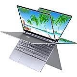 "BMAX Y13 2 en 1 Ordenador portátil, táctil Convertible Notebook de 13.3"" FHD 1080P Pantalla (Intel Quad Core N4120, 8GB RAM,"