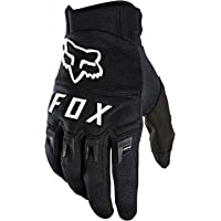 FOX Dirtpaw Glove Black Black/White L