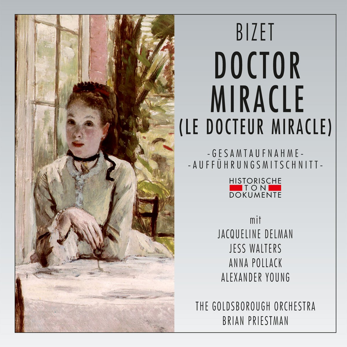 Doctor Miracle (le Docteur Miracle)