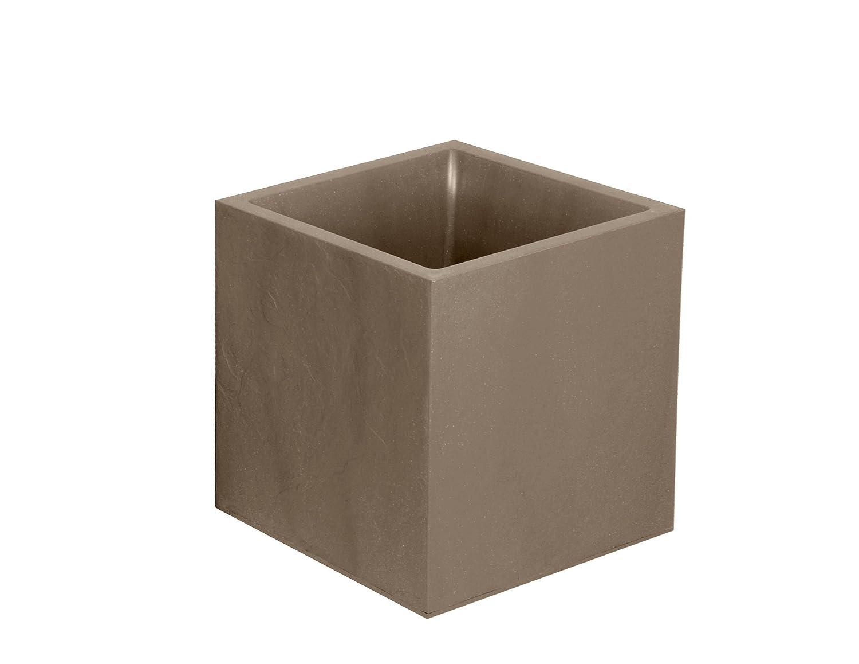 pot carre pour plante. Black Bedroom Furniture Sets. Home Design Ideas