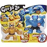 Heroes de Goo Jit Zu - Pack 2 Héroes Goo Jit Zu (Pantaro Vs Batter)