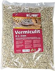 Hobby 36320 Vermiculit, Durchmesser 0-4 mm, 4 l