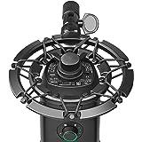 Blue Yeti X Shock Mount para Reducir Vibración Montura de Choque Conecta el Soporte de Mic para Disminuir Ruidos por YOUSHARE