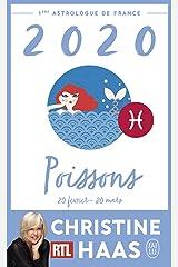 Poissons 2020 (J'ai lu) Format Kindle