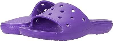 Crocs Unisex Adults' Classic Slide Open Toe Sandals