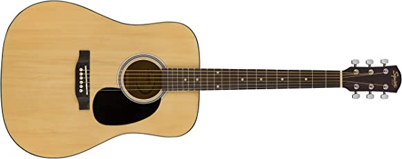 Fender SA-150 Acoustic Guitar (Multicolor)