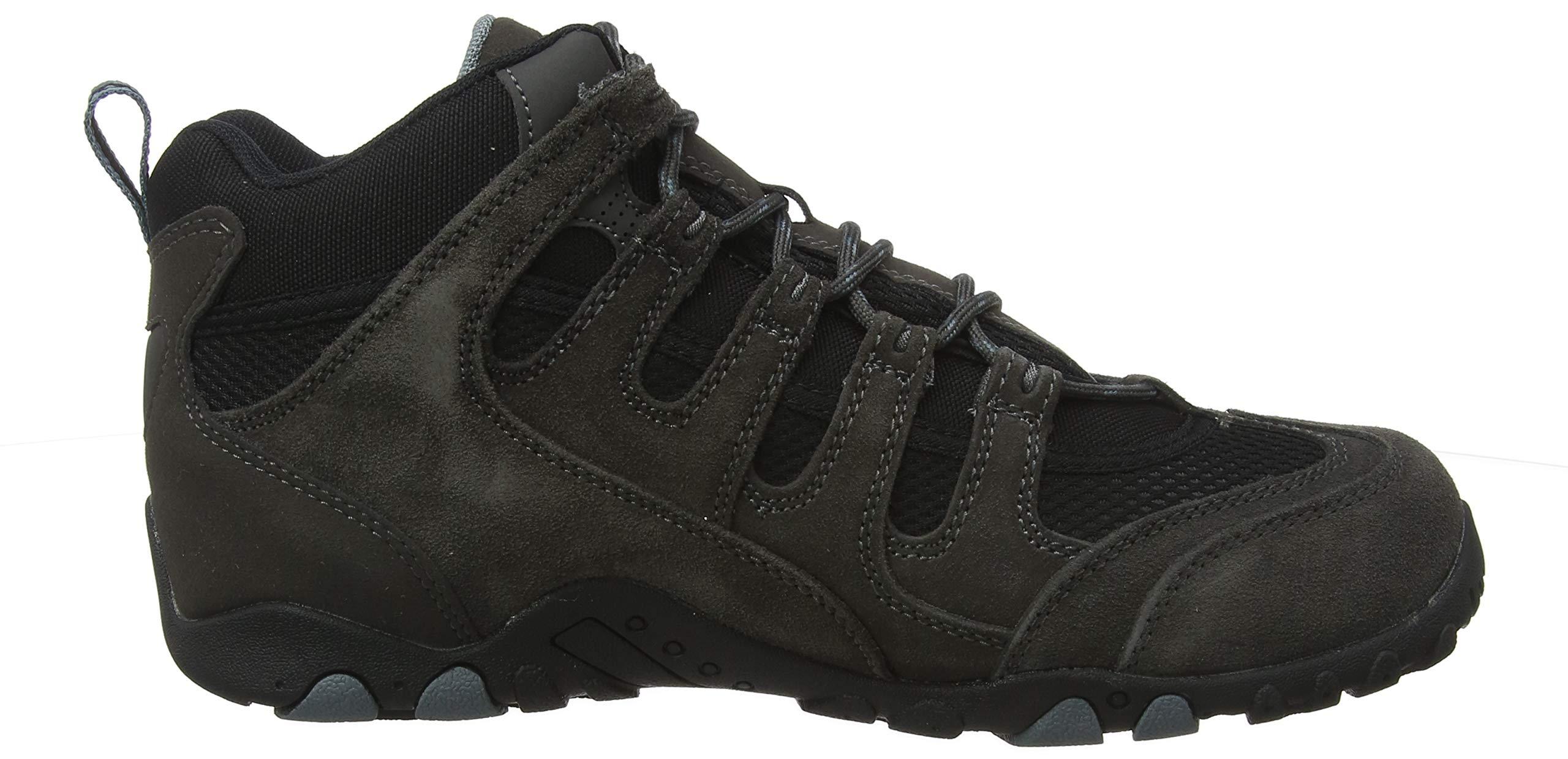 Hi-Tec Men's Quadra Mid Wp Multisport Boots 4