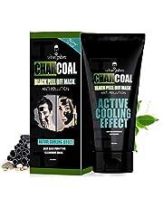 Urbangabru Charcoal Black Peel Off Mask (120 g)