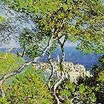 1art1 90151 Claude Monet - Bordighera, 1884 Poster Kunstdruck 40 x 40 cm