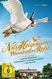 Nils Holgerssons wunderbare Reise, Teil 1-4