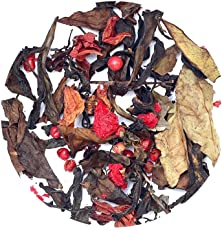 Anandini Himalaya Tea Oolong Tea ~ Blush| Mistletoe Kisses | 35gm - 16 Cups |Flavors of Christmas | Full Leaf Tea