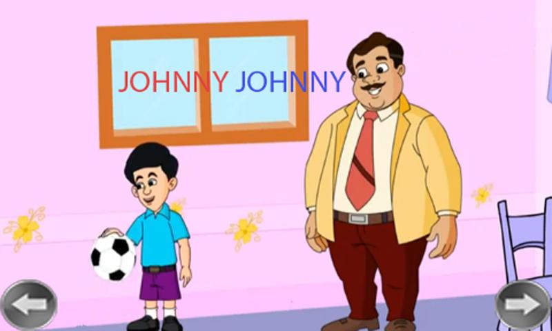 johny johny poem free download