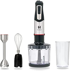 1000W Heska Hand Blender 4 Speed