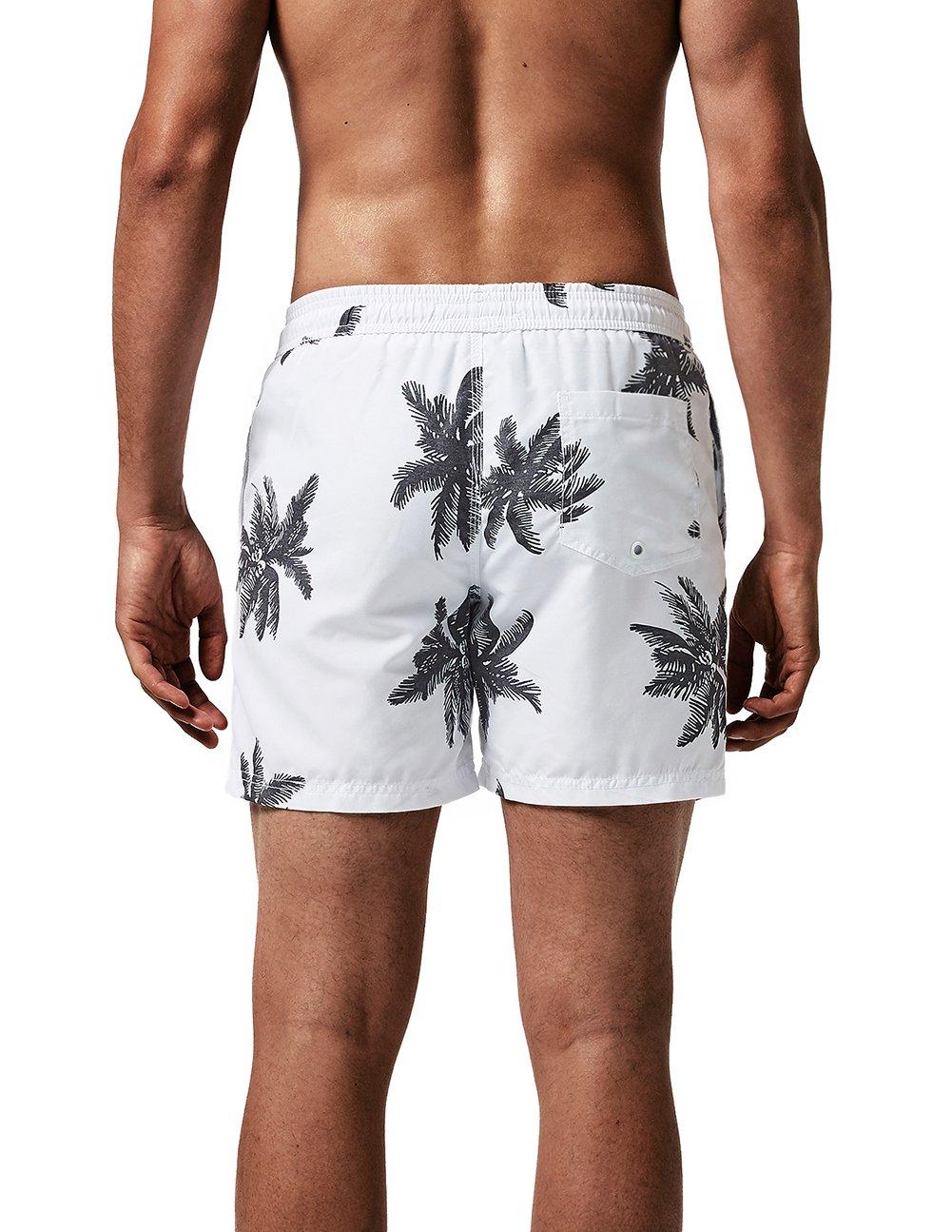 MaaMgic Uomo Costume da Bagno Nuoto Calzoncini Asciugatura Veloce per Spiaggia Mare Piscina 8 spesavip