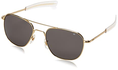 original aviator sunglasses  US Piloten Sonnenbrille Original 57 mm: American Optical: Amazon ...