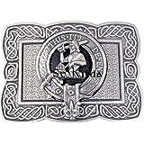 MacFarlane Clan Crest Kilt Belt Buckle