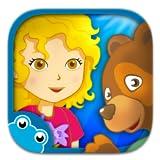 Riccioli d'Oro - Libro per bambini