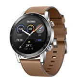 HONOR Smartwatch Magic Watch 2 Orologio Fitness Tracker Uomo Donna Smart Watch, 5 ATM Smart Watch Cardiofrequenzimetro da Pol