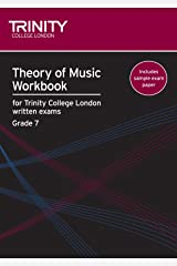 Theory of Music Workbook Grade 7 (2009) (Trinity Guildhall Theory of Music) Hardcover