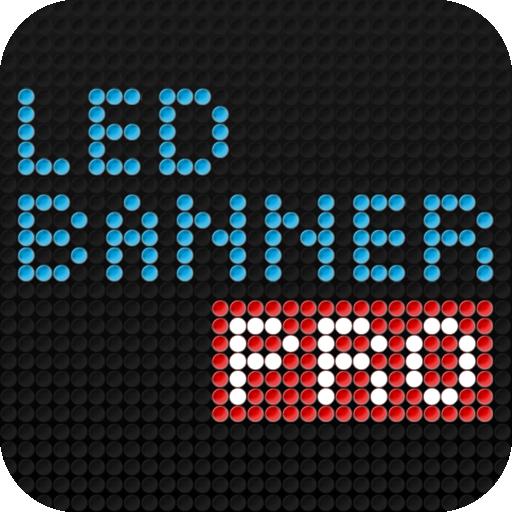 LED Banner Pro - Die kostenlose Dot-Matrix Text Ticker Display App - Dot Club