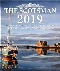 The Scotsman Desktop Calendar 2019: 12 Magnificent Scenes of Beautiful Scotland