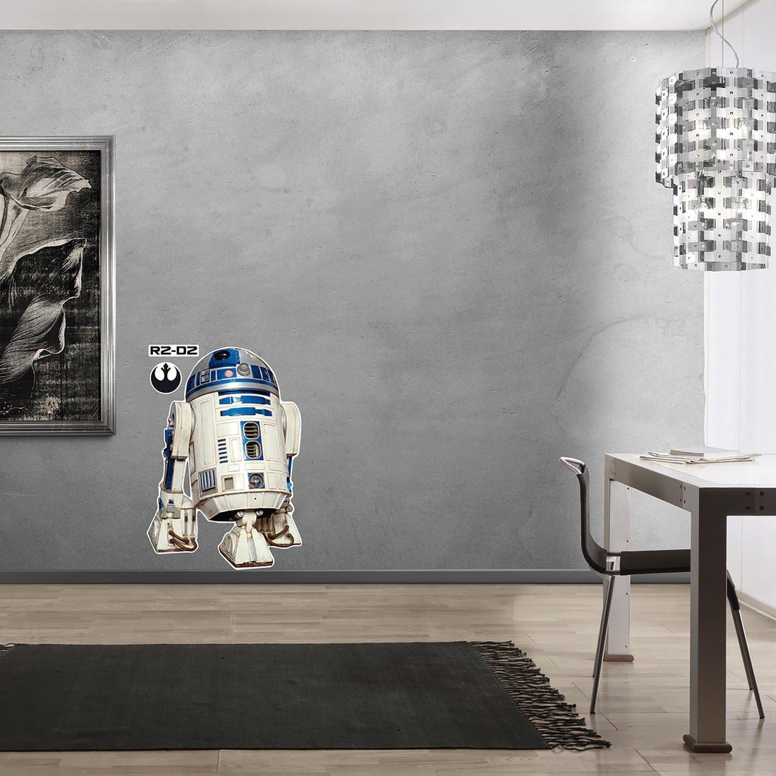 Stern & Schatz Star Wars R2D2 - Adesivo da parete