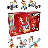 SARTHAM Construction Toys, Mechanical Kit for Kids, Senior Techno (Age 8+)