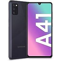 Samsung Galaxy A415 4G 4GB RAM 64GB Dual-SIM Prism Crush Blue EU, Noir