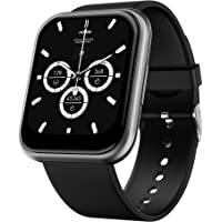 """Noise ColorFit Ultra Bezel-Less Smart Watch with 1.75"""" HD TruView Display, 60 Sports Modes, SpO2, Heart Rate, Stress…"""