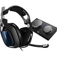 ASTRO Gaming A40 TR Cuffie Gaming Cablate e MixAmp Pro TR, 4 Gen, ASTRO Audio V2, Dolby Audio, Microfono intercambiabile…