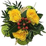 VERSANDKOSTENFREI Blumenstrauß Rosenstrauß Opal + kostenloser Geschenkkarte Blumenversand