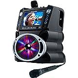 Karaoke GF843 Karaoke-System mit 2 Mikrofone