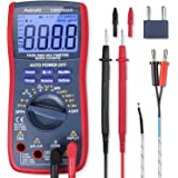 AstroAI True RMS 6000 Counts Advanced Multimeter, meten AC/DC-spanning, AC/DC-stroom, weerstand, continuïteit, capaciteit, fr