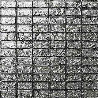 Mosaik Fliesen Matte Grau Heimwerker Marktde