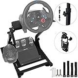 OldFe G29 Steering Wheel Stand Per Logitech G27 G25 G29 E G920 Volante Con Supporto V2 Supporto Giochi Solo Supporto SENZA Vo