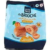 Nutrifree Le Brioche All'Albicocca - 200 Gr, 4 Unità